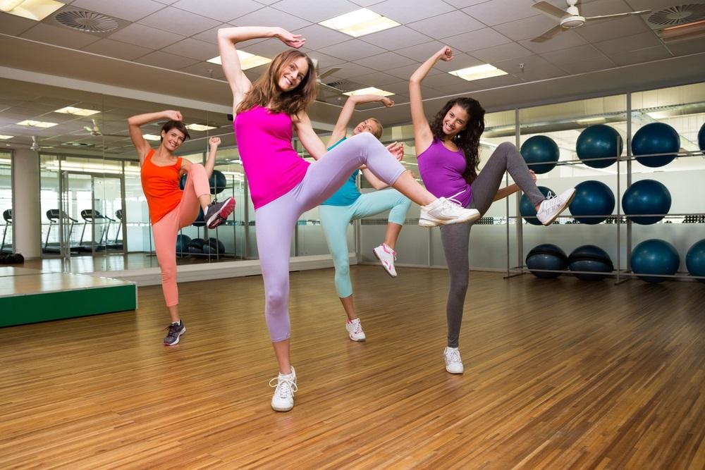 Танцы – оптимальный вид тренировок